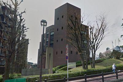 横浜中央図書館の外観