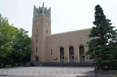 近藤店長や九条ちひろが大学時代を過ごした早稲田大学のキャンパス